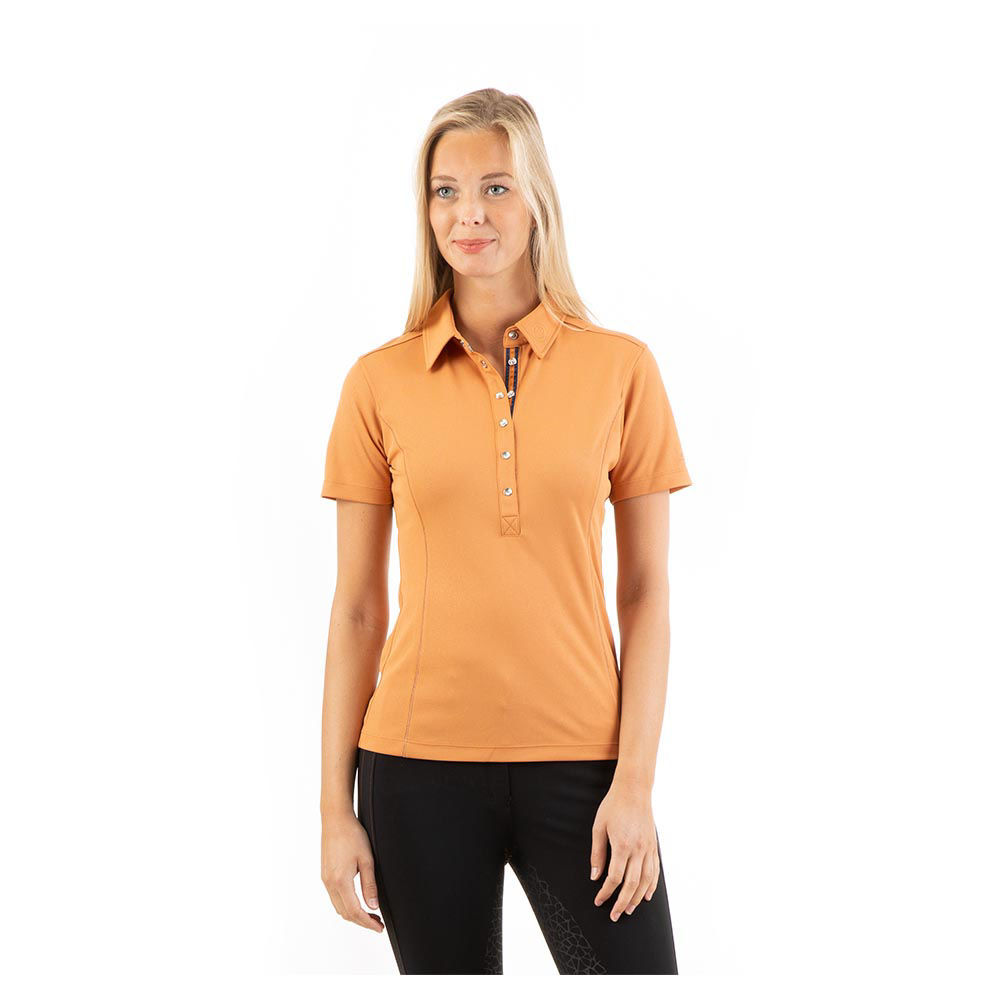 Picture of Anky Essential polo shirt Copper