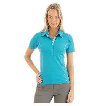 Picture of Anky Essential polo Lagoon