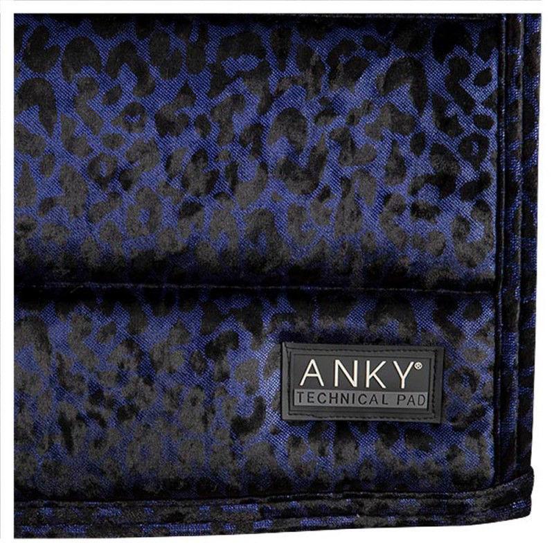 Afbeeldingen van ANKY® pad Leopard Print dressuur