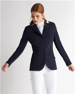 Picture of Cavalleria toscana 3 color collar riding jacket