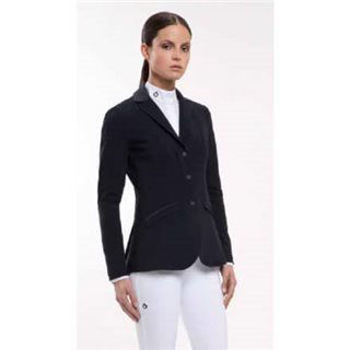 Picture of Cavalerria Toscana Embossed line zip jacket