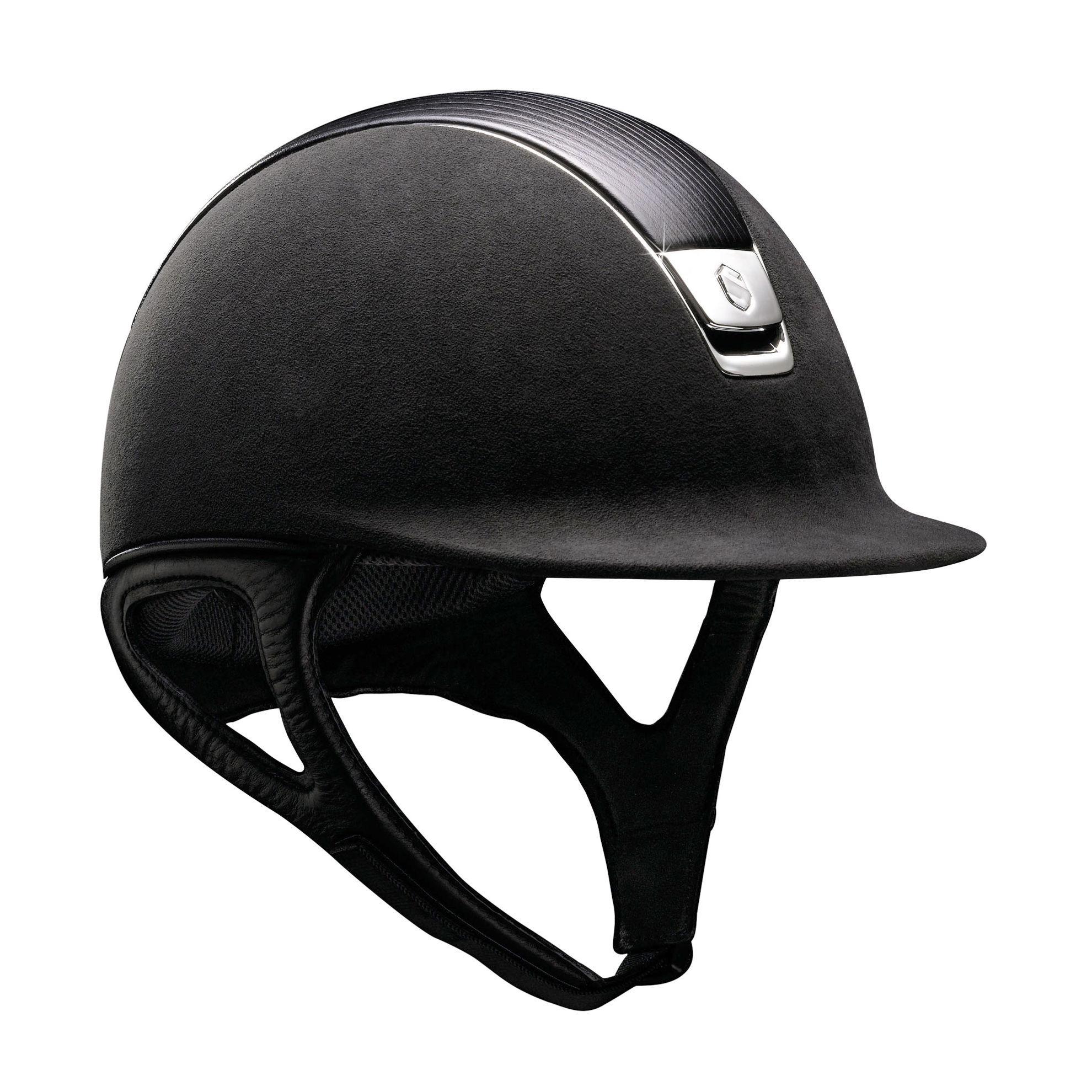 Picture of Samshield Cap Premium Leather chrome