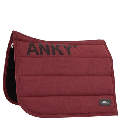 Picture of ANKY® pad dressuur Tawny port