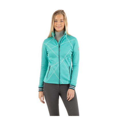 Picture of ANKY® Deco Stitched Technostretch Jacket Ceramic